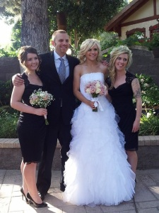 Brooke, Christopher, Kacy, and Jessie. Aren't they gorgeous?
