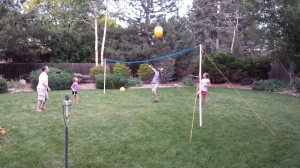fathers day volley ball