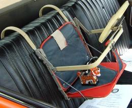 50s car seat