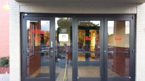 golden corral doors
