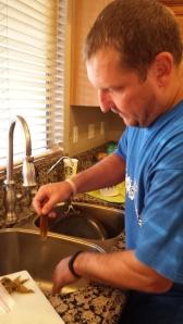 Erik clean chiles