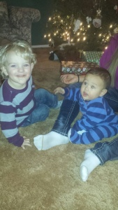 Micah and Cole get acquainted.
