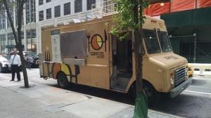 NYC food truck