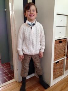 joseph dressed 1930s