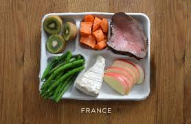 france lunch
