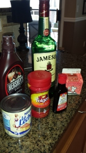 ingredients baileys