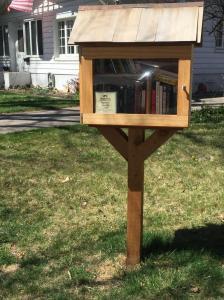 neighborhood lending library