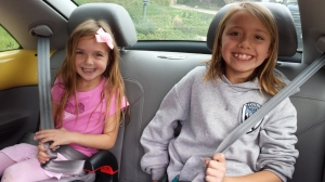 Backseat riders dagny maggie