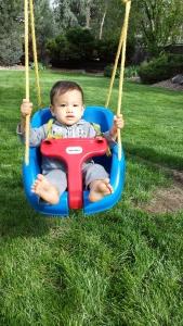 Cole in swing