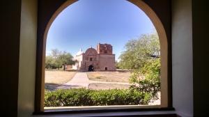 Tumacacory arch