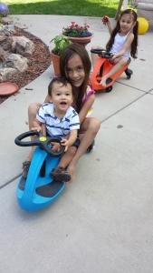 Zierks on wheels