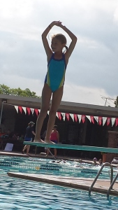 diving dagny