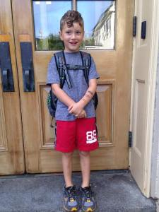 Joseph first day school 2015