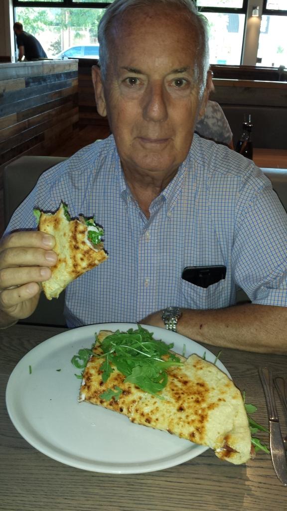 bill and parisi sandwich