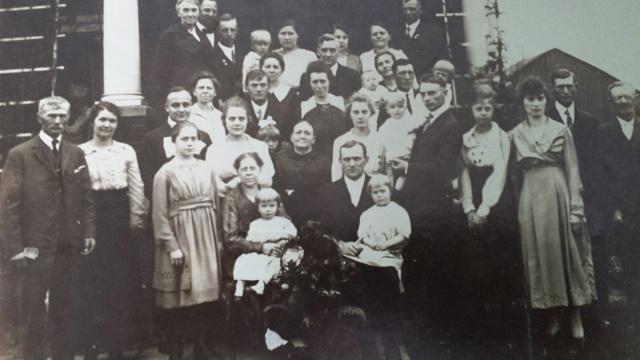 Grandma and Grandpa Rashka
