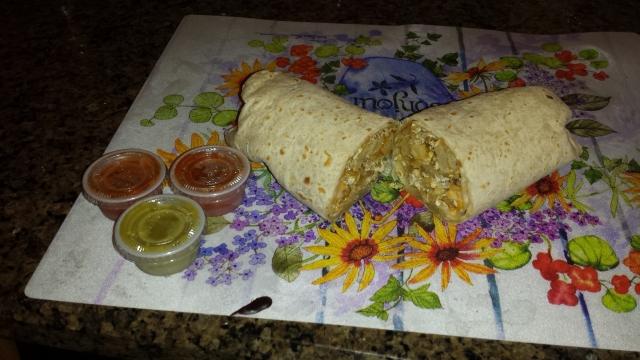 Los Favs burrito