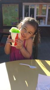 mylee snow cone