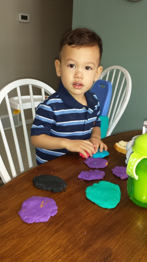 cole play dough