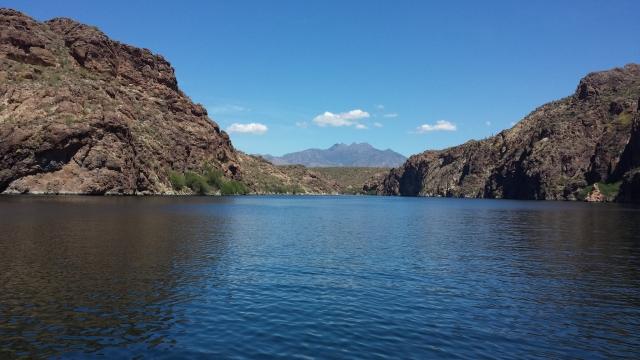 Four Peaks Saguaro Lake 4.16