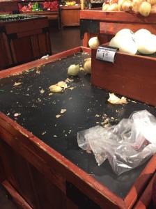 no onions