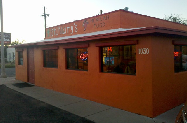 St. Mary's Restaurant, Tucson, Arizona