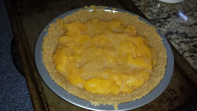 peach pie graham