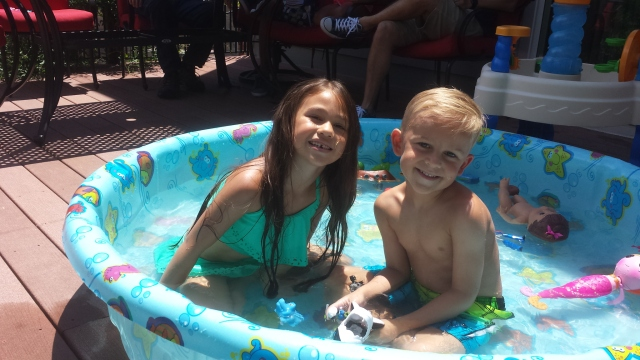 Mylee Austin pool