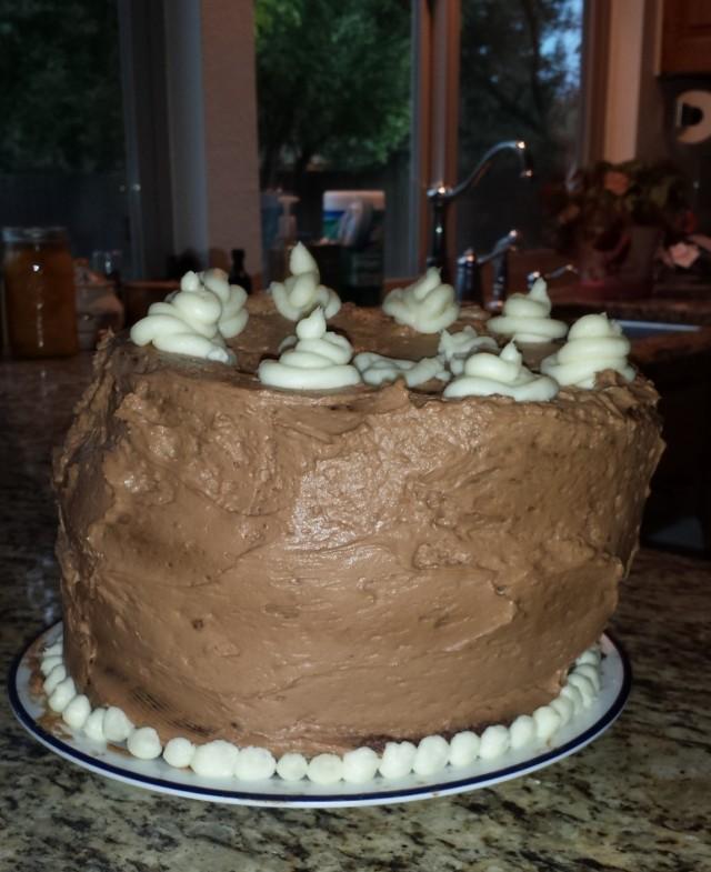 papa day cake (2)