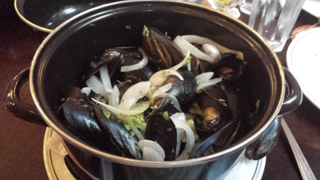 Montreal mussels